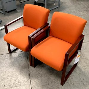 Faustinos Used 1601 Series Guest Chair