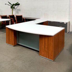 Maverick Used Canyon Executive Desk