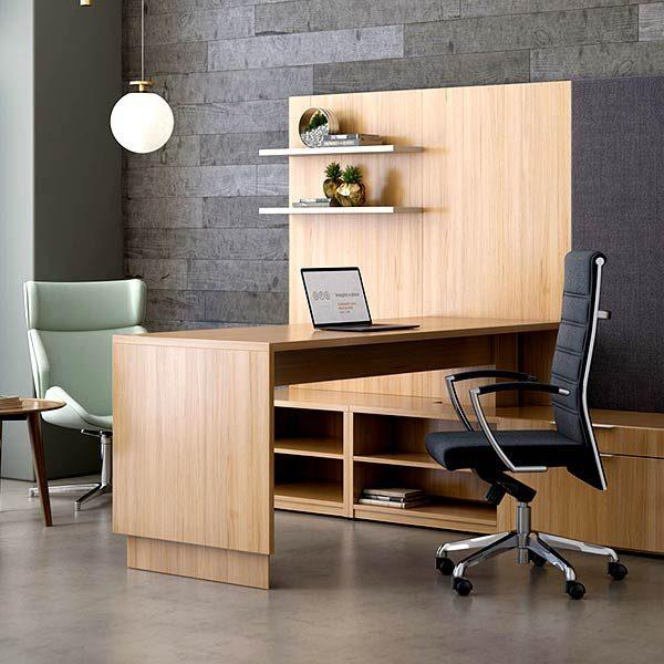 OFS Impulse G2 Height Adjustable Desk