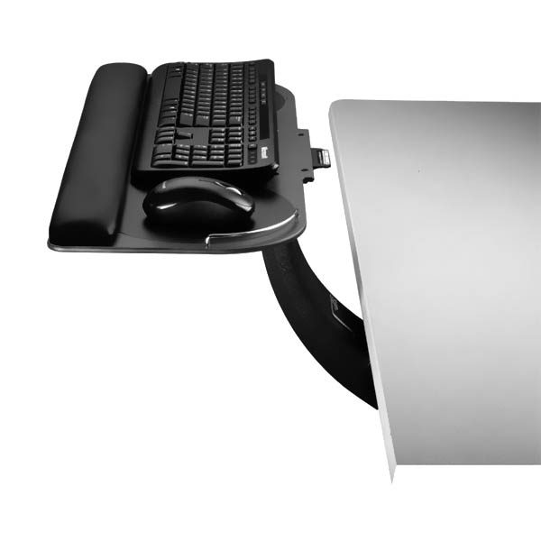 Grand Stands Sit-Stand Milan Keyboard Tray