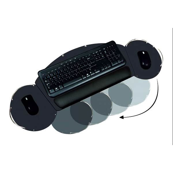 Grand Stands Slim Lift ZIPboard Keyboard Tray