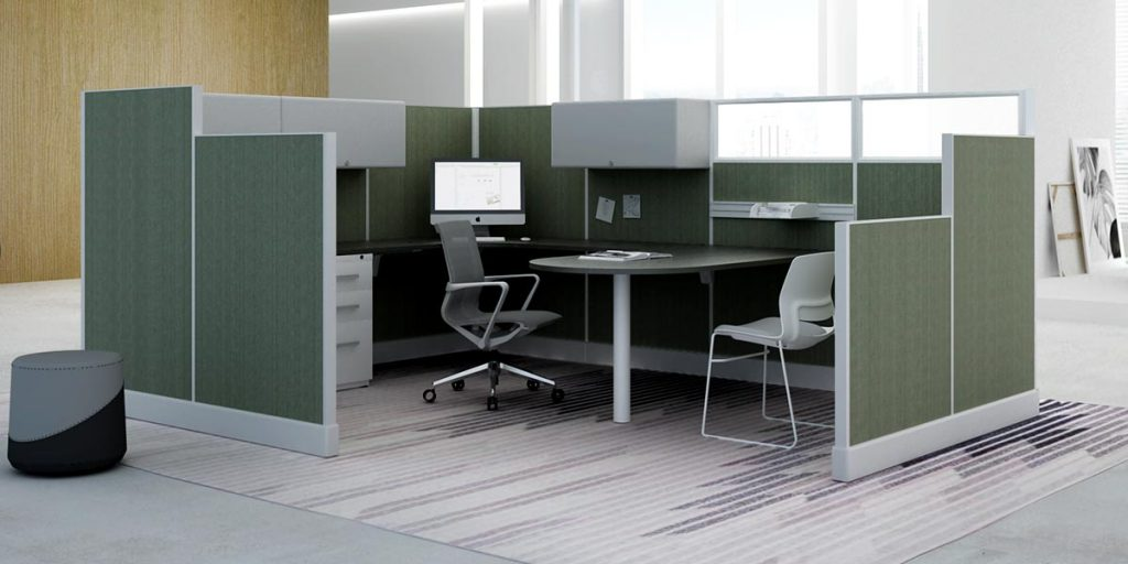 Using Cubicles for a Competitive Advantage in Your Workplace