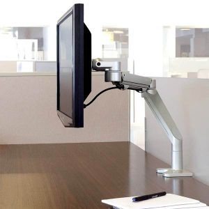 Workrite Willow Single Monitor Arm