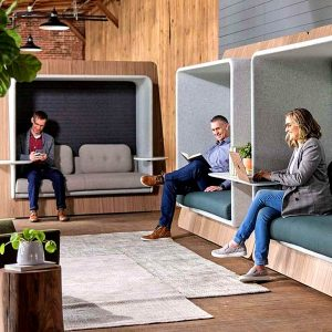 OFS LeanTo Lounge Seating