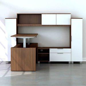 Maverick Height Adjustable Desk