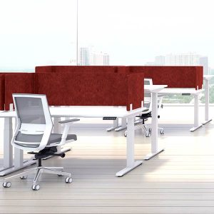 AMQ Activ Height Adjustable Workstation