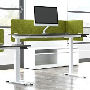 AMQ Kinex Height Adjustable Workstation