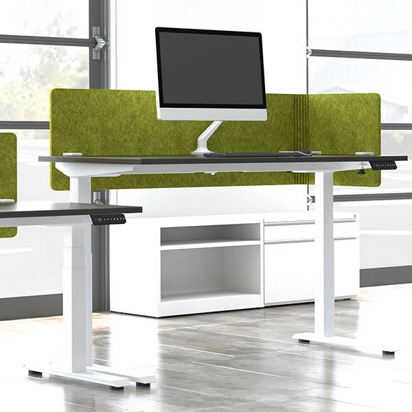 AMQ Kinex Height Adjustable Workstation