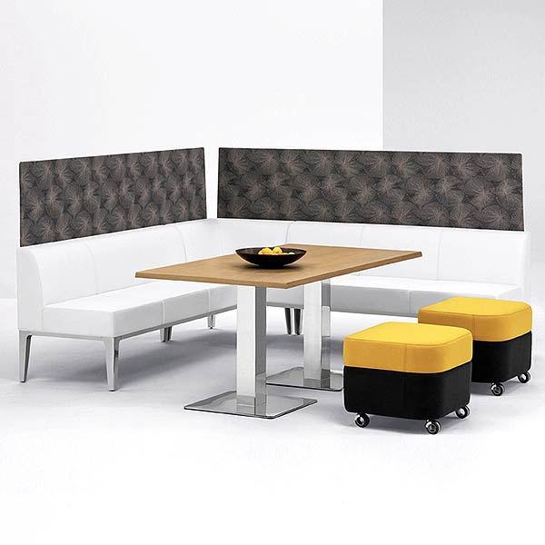 Arcadia Domo Lounge Seating and Bench