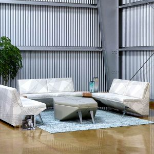 Arcadia Infinium Lounge Seating and Bench