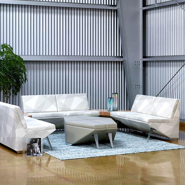 Arcadia Infinium Lounge Seating and Bench