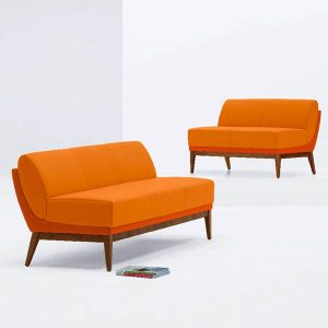 Arcadia Ovate Lounge Seating and Bench