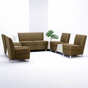 Arcadia Serafina Lounge Seating and Bench