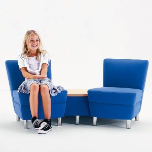 Arcadia Serafinita Lounge Seating and Bench