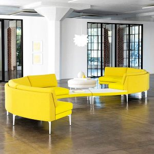 Arcadia Uptown Social Lounge Seating and Bench