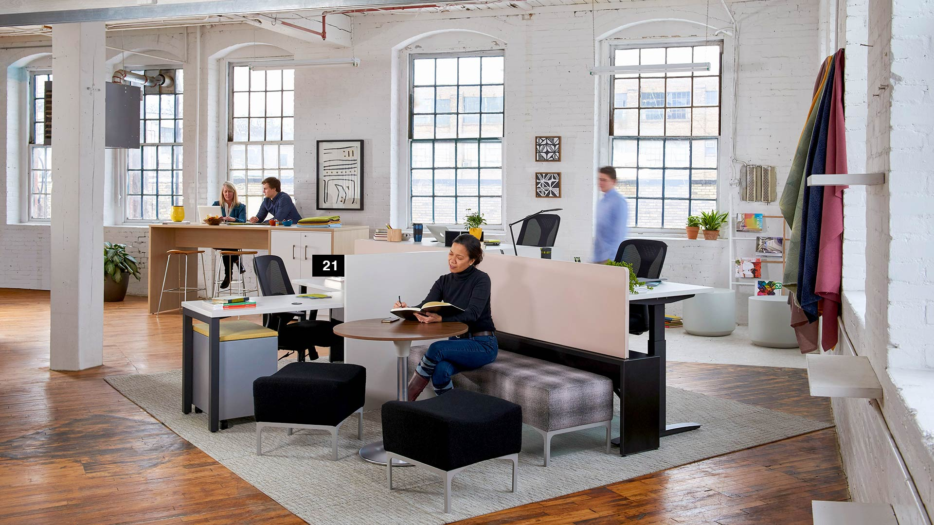 office-cubicles-trendway-confer