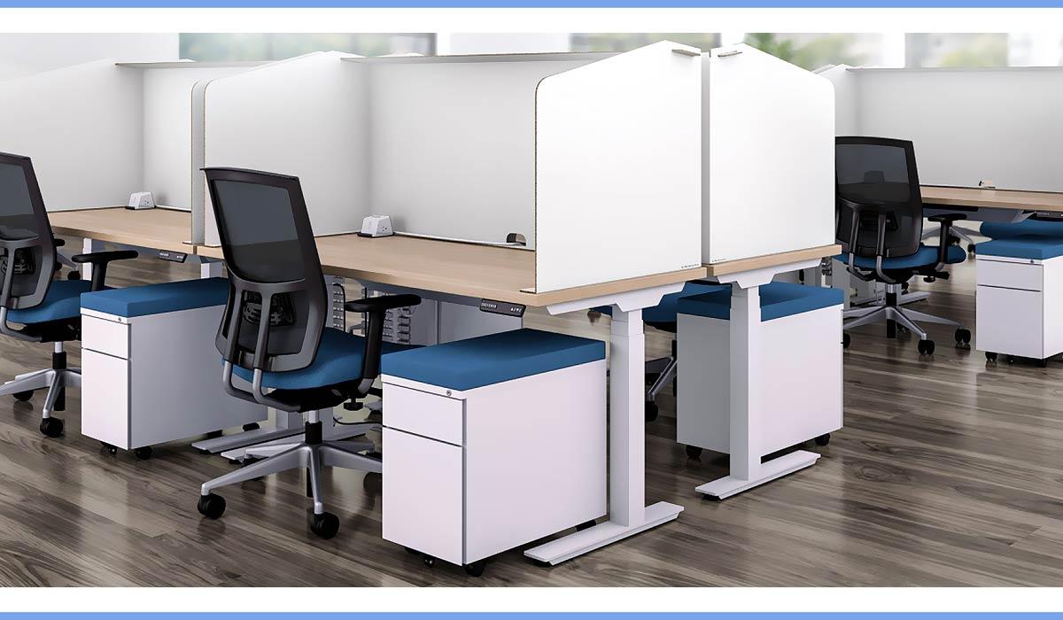 Covid Office Furniture Enwork Harbor