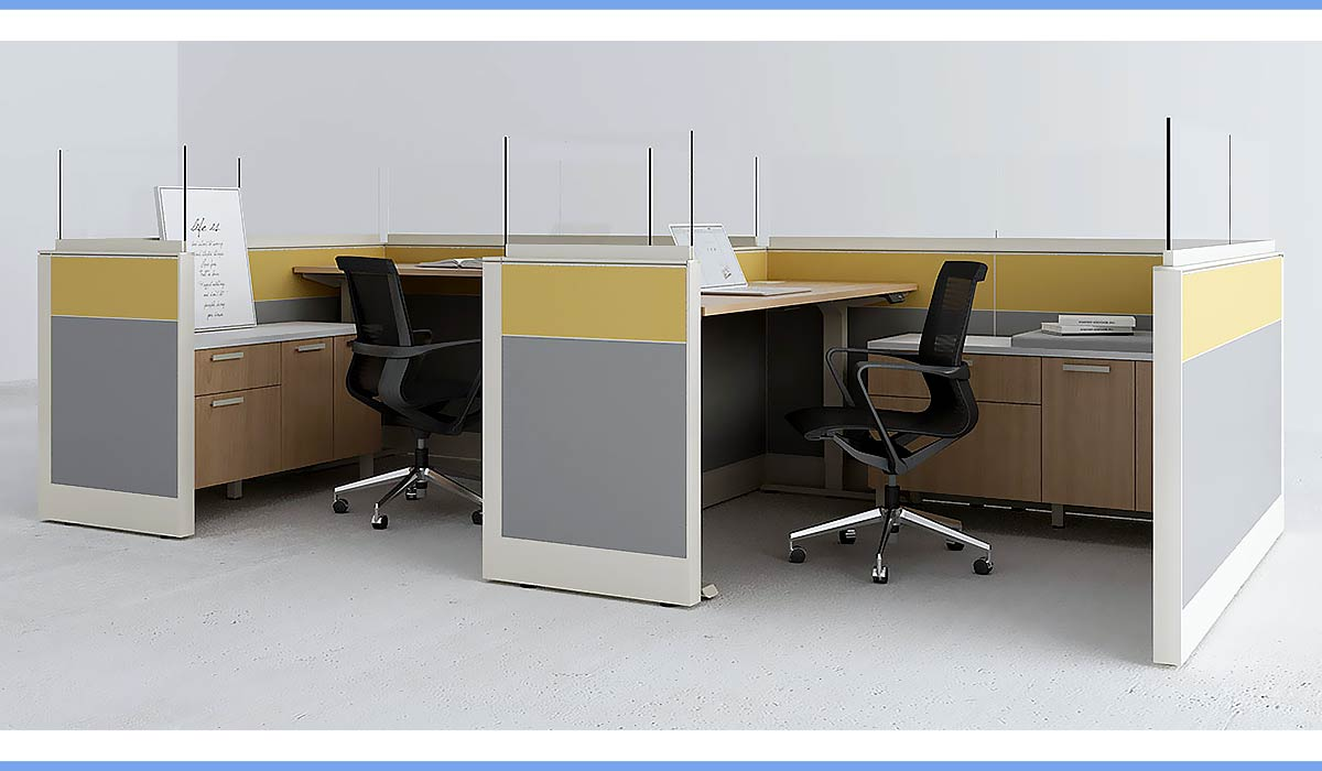 Covid Office Furniture Friant Interra