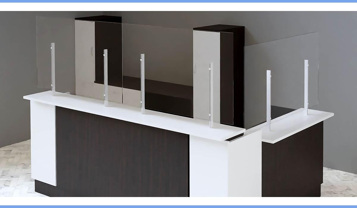Covid Office Furniture Global Wellness Screen