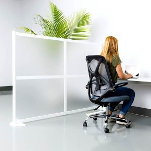 Loftwall Split Space Divider