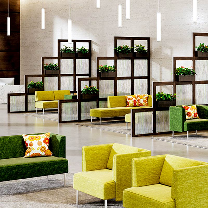 Office Inspirations Social Distancing Office