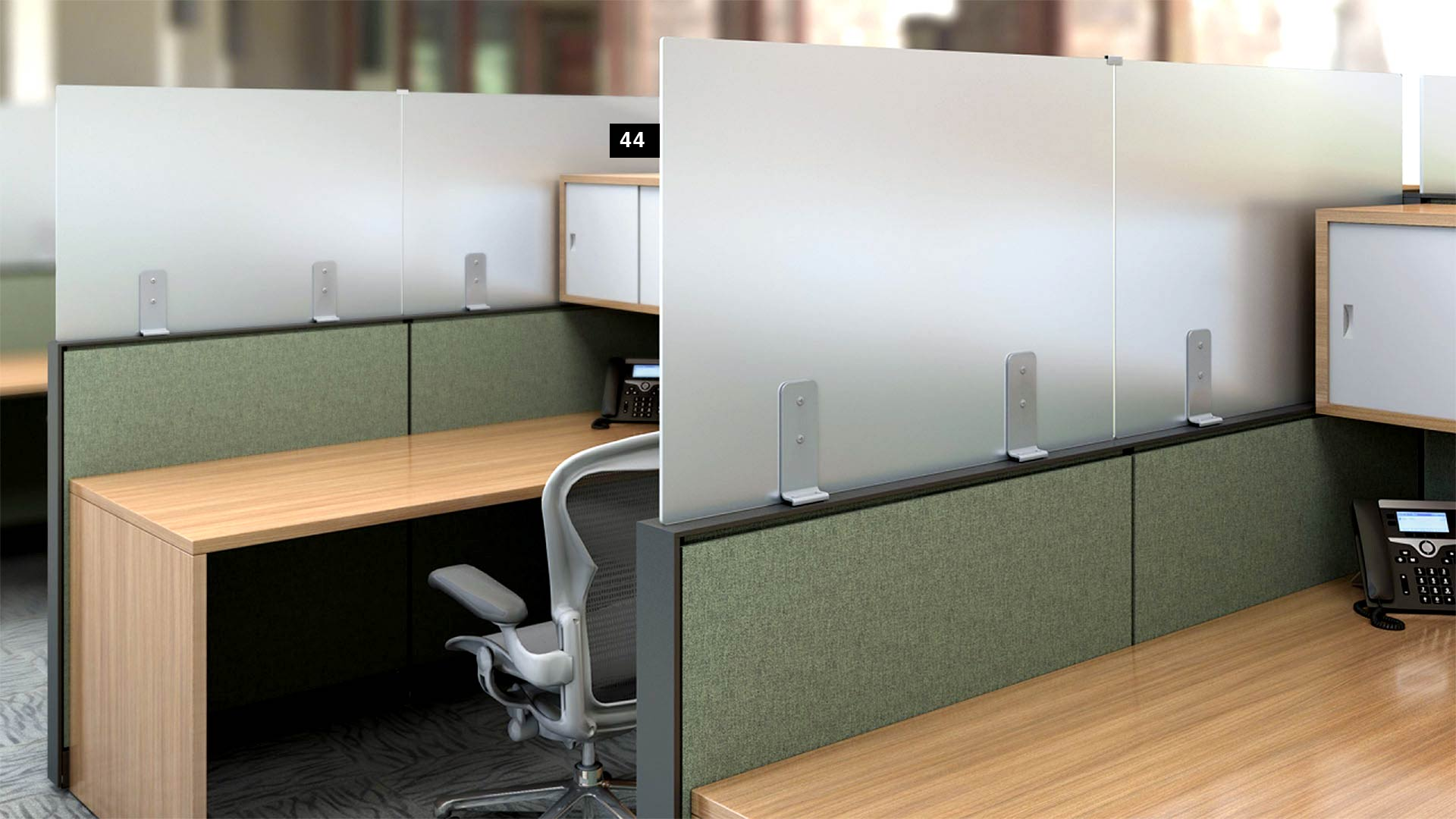 social-distancing-office-enwork-skyline-panel-retrofit