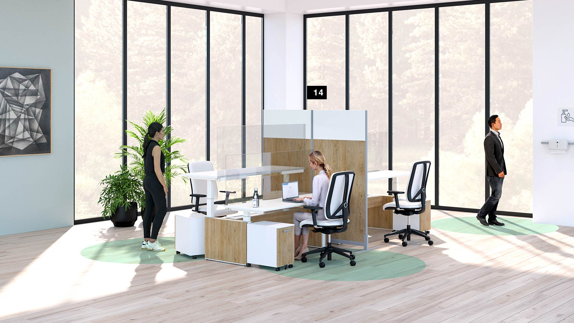 social-distancing-office-groupe-lacasse-pangram-workstations-2