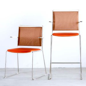 Via Seating Splash Chair and Stool