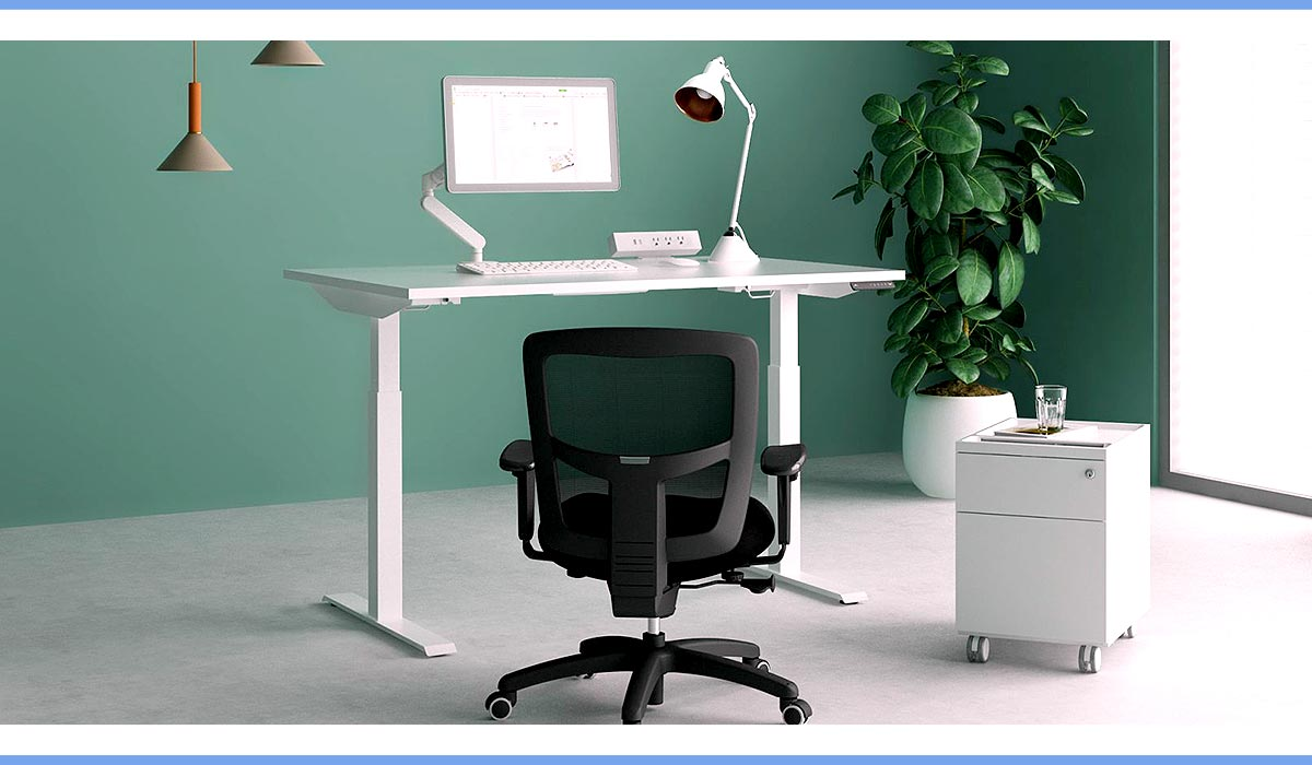 Work From Home Friant My-Hite Table