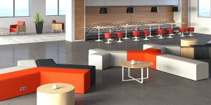 Best Office Spaces ERG International Connos, Newport and Tango Collection
