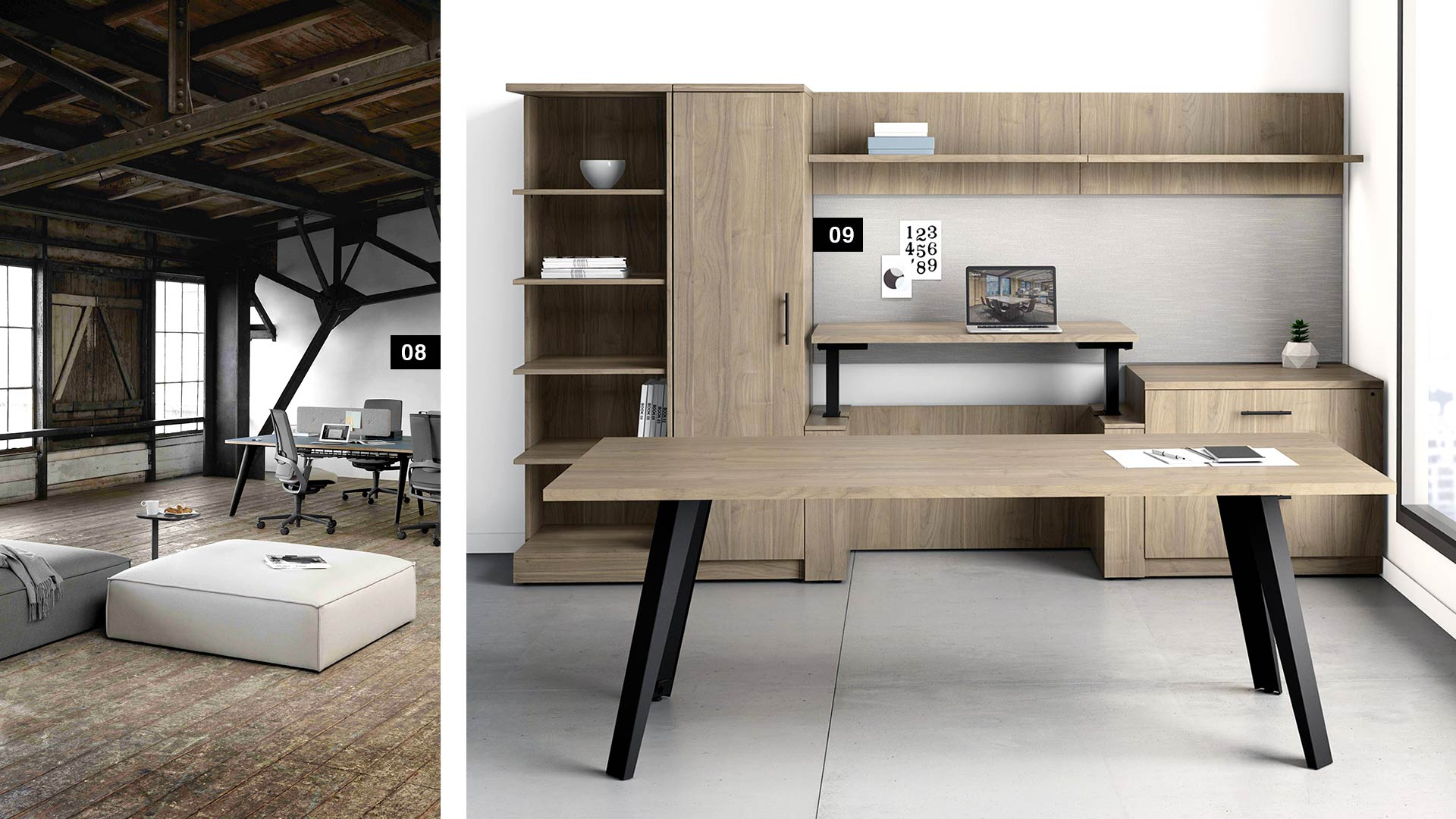 modern-industrial-office-allermuir-paver-seating-and-deskmakers-ascend-workstations