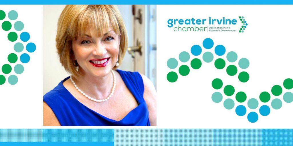 Sophia Alexander Receives Greater Irvine Chamber Awards Lifetime Membership