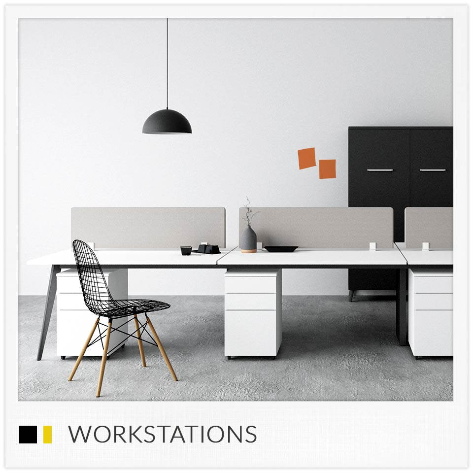 Shop Office Cubicles and Workstations