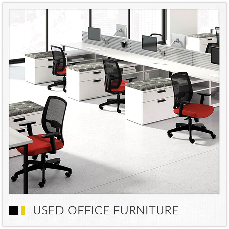 Shop Used Office Furniture