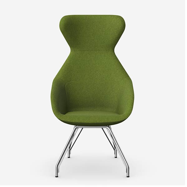 Allermuir Famiglia Chair and Lounge Seating
