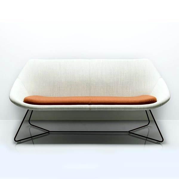 Allermuir Open Chair and Lounge Seating