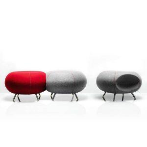 Allermuir Pebble Lounge Seating