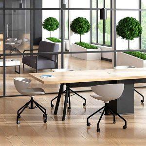 Maverick Gravity Conference Table