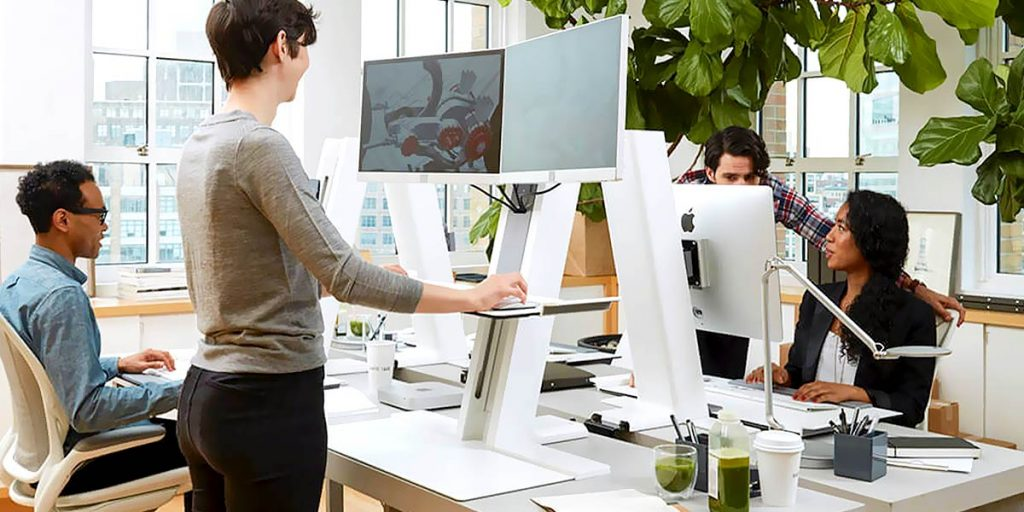 Designing a Healthy Office