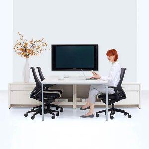 Global Princeton Desking Workstation