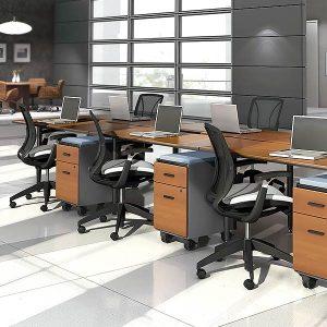 Global SideBar Desking Workstation