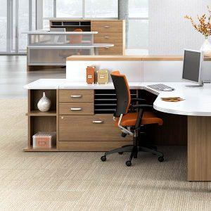 Global Zira Desking Workstation
