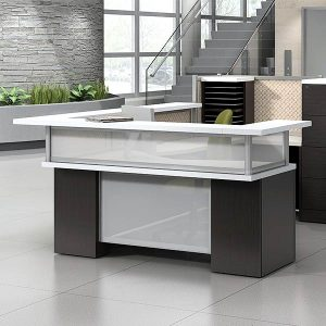 Global Zira Reception Desk