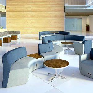 ERG International Brighton Modular Lounge Seating