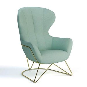 ERG International Charlotte Chair