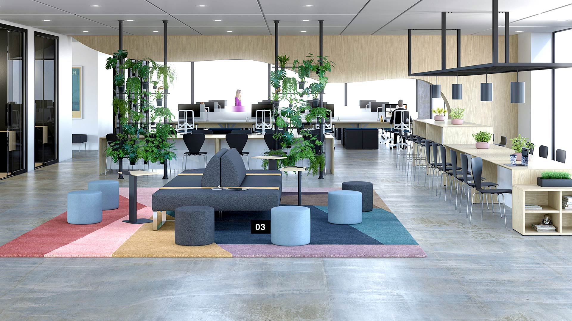 green-office-groupe-lacasse-pouf-seating