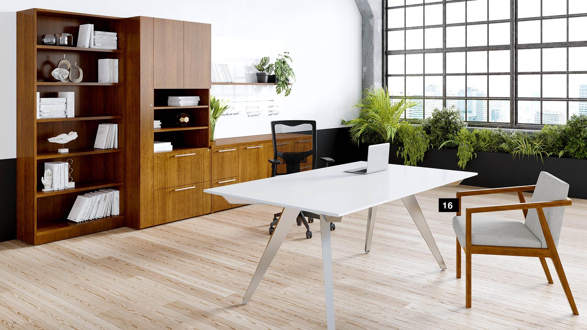 green-office-indiana-strut-table-legs