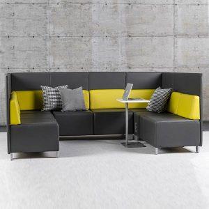 Rouillard Blok Lounge Seating